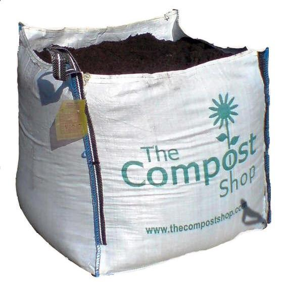 Organic garden supplies and gardening know how for Compost soil bags
